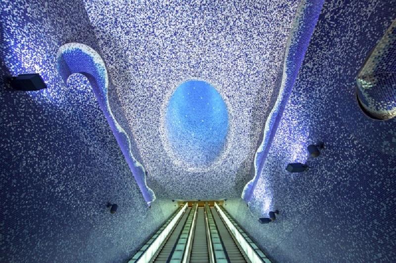 Toledo Metro Station 2