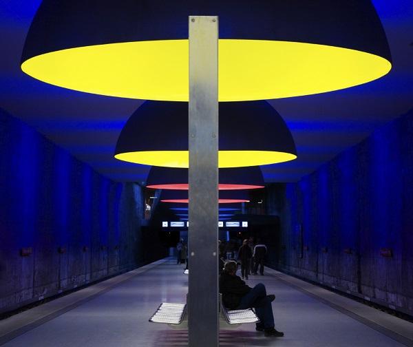 Westfriedhof station 2
