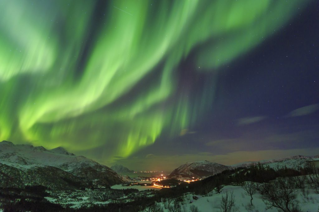 Northern Lights in Norway